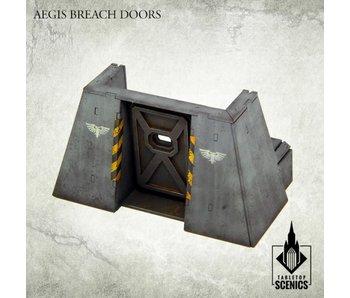 Aegis Breach Doors