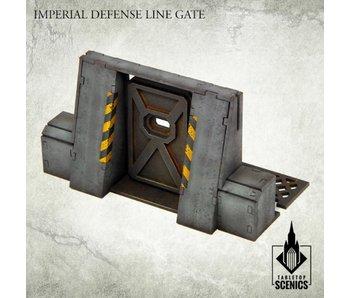 Imperial Defense Line: Gate