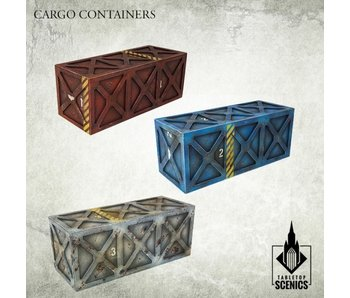 Cargo Containers (3) [Gaming Series]
