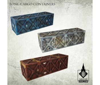 Long Cargo Containers (3) [Gaming Series]