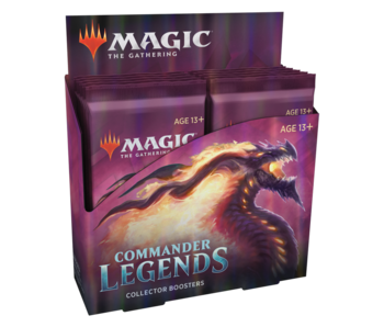 MTG Commander Legends Collector Booster Box