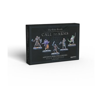 Elder Scrolls: Call to Arms Adventure Followers Expansion