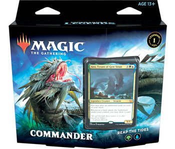 MTG Commander Legends Commander Decks - Randomly given