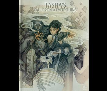 D&D Tasha's Cauldron of Everything HC Book (Alternate Cover) (English)