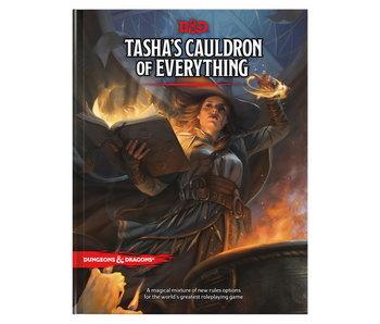 D&D Tasha's Cauldron of Everything HC Book (English)