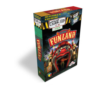 Funland (Extension) - Escape Room