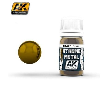 Xtreme Metal - Brass (30ml)