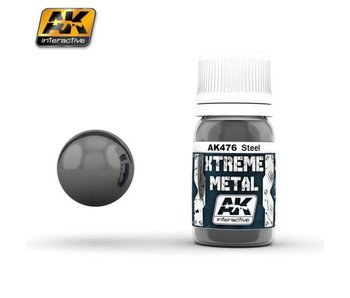Xtreme Metal - Steel (30ml)