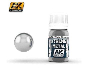Xtreme Metal - White Aluminium (30ml)
