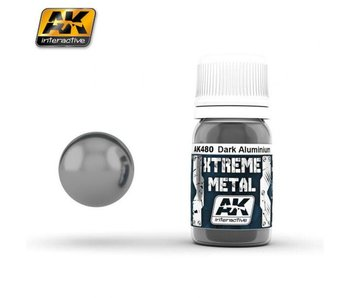 Xtreme Metal - Dark Aluminium (30ml)