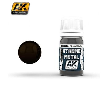 Xtreme Metal - Burnt Metal (30ml)