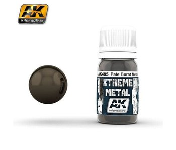 Xtreme Metal - Pale Burnt Metal (30ml)