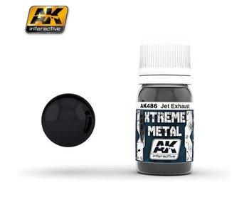 Xtreme Metal - Jet Exhausts (30ml)