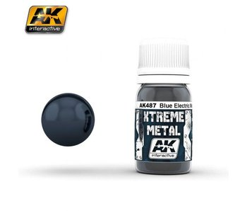 Xtreme Metal - Metallic Blue (30ml)