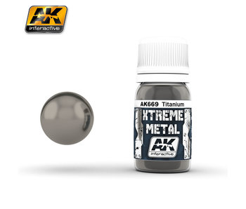 Xtreme Metal - Titanium (30ml)