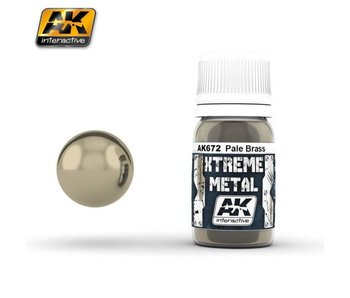 Xtreme Metal - Pale Brass (30ml)
