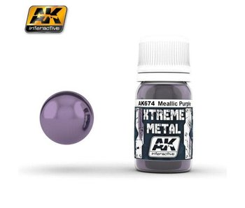Xtreme Metal - Metallic Purple (30ml)