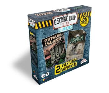 Coffret 2 joueurs - Escape Room