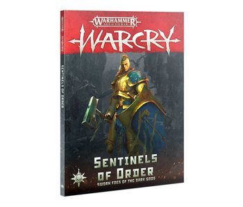 Warcry - Sentinels of Order (English) (PRE ORDER)