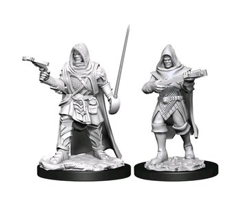 Pathfinder Unpainted Minis Wv13 Human Rogue Male (144)