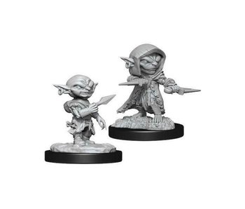 Pathfinder Unpainted Minis Wv13 Goblin Rogue Male (144)