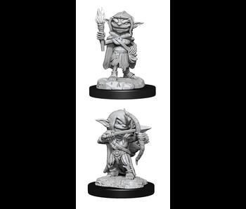 Pathfinder Unpainted Minis Wv13 Goblin Rogue Female (144)