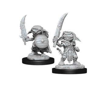 Pathfinder Unpainted Minis Wv13 Goblin Fighter Male (144)