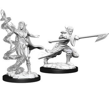 MTG Unpainted Minis Wv13 Joraga Warcaller Elves