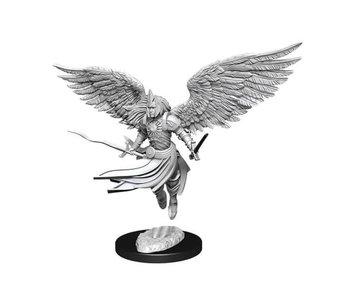 MTG Unpainted Minis Wv13 Aurelia Angel (144)