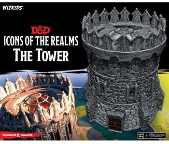 D&D Icons - The Tower (1)