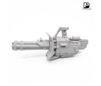 Revenger Mega Gatling Cannon