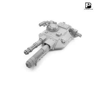 Repulse Tank Turret