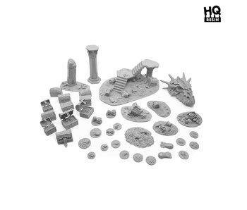 Dragon's Lair Diorama Resin Kit