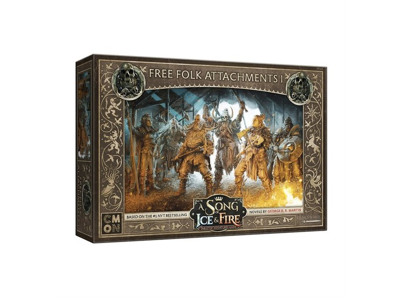 CMON A Song of Ice & Fire  Free Folk- Attachments #1