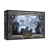 CMON A Song of Ice & Fire - Night's Watch- Attachments #1