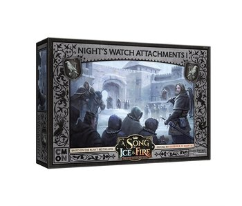 A Song of Ice & Fire - Night's Watch- Attachments #1