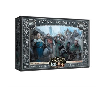 A Song of Ice & Fire - Stark- Attachments #1