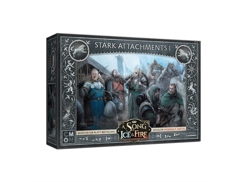 CMON A Song of Ice & Fire - Stark- Attachments #1