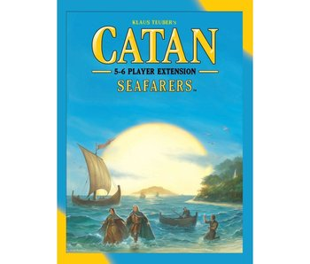 Catan (5th Edition) - Expansion Seafarers 5-6 Player Extension