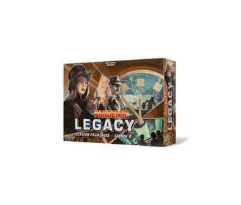 Pandemic Legacy - Season 0 (French)