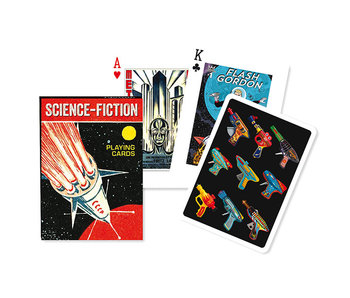Piatnik Single deck Science Fiction