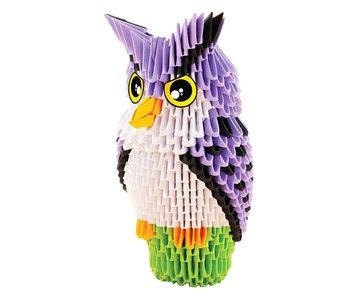 Creagami Owl (657 pcs)