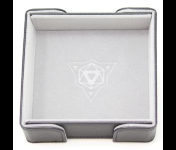 Die Hard Magnetic Square Tray w/ Gray Velvet
