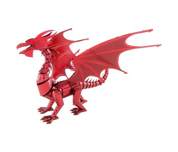 ICONX Red Dragon (2 sheets)