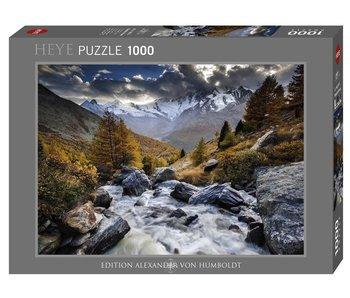 Heye Puzzle 1000pcs. Mountain Stream AVH