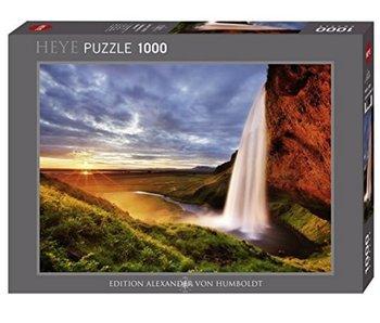 Heye Puzzle 1000pcs. Seljalands Waterfall AVH