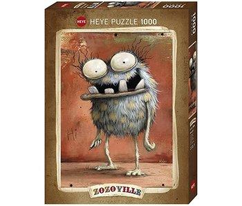 Heye Puzzle 1000 pcs. Monsta Hi!