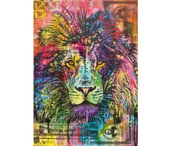 Heye Puzzle 2000 pcs. Lion's Heart