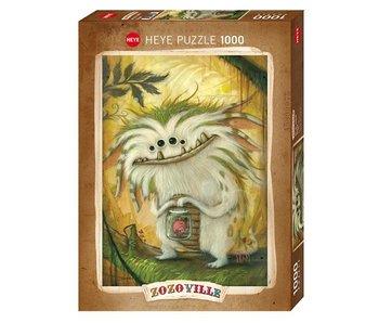 Heye Puzzle 1000 pcs. Veggie