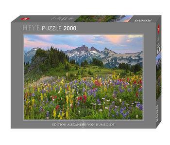Heye Puzzle 2000 pcs. Tatoosh Mountains